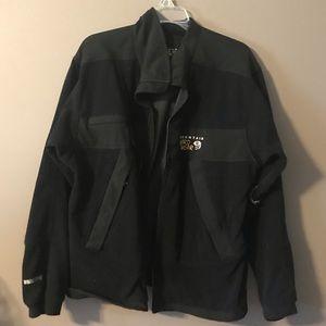 Men's mountain hardware black jacket